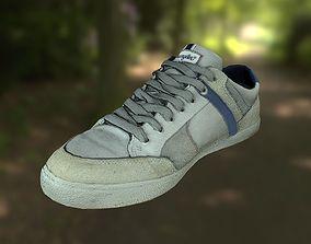 realtime Sneaker shoe 3D model