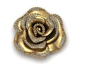 printable flower rose print model