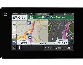 GPS Device 3D model