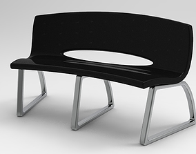 Bench 4 3D print model