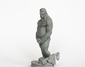 3D printable model SHY GIANT