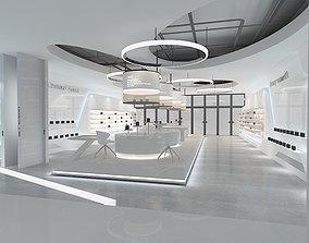 3D model Cosmetic Shop 1