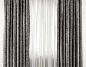 Curtain 86 3D model