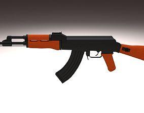 3D AK 47