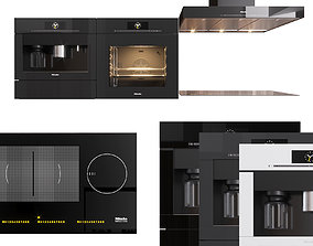 Kitchen appliance by Miele 3D model