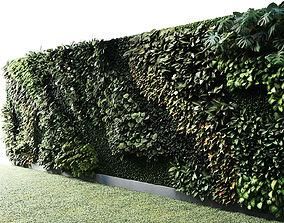 3D asset Vertical Garden 6