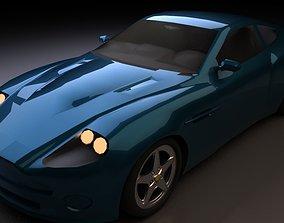 3D model AM-GT Vanquish