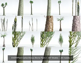 EVERYPlant Carboniferous Biome Pack 2 --447 Models--