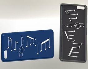 iphone 6 plus case-music 2 3D print model