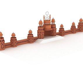 Castle intro 3D