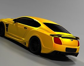 2011 Bentley Continental GT Platinum Motorsports 3D model