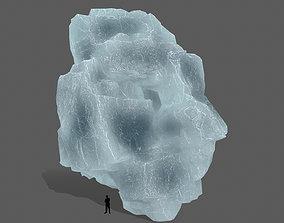 rock iceberg 3D model VR / AR ready