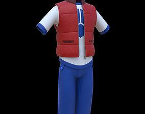 3D model Cartoon Cloth Pack 03