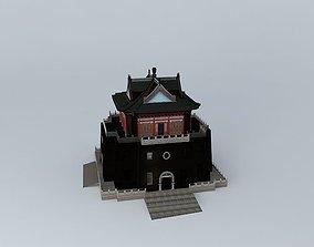 Kinmen Jincheng Juguang Tower 3D model