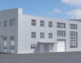 3D Building office v2