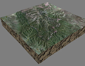 Bryce Canyon 3D model