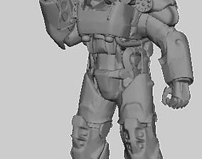 Fallout Power Armour Model