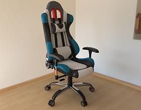 3D asset Gamer Chair