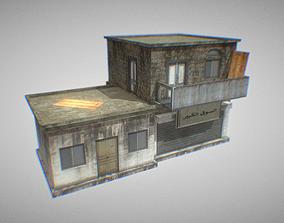 Building 2 3D asset