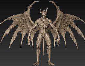 Skullhead Demon 3D