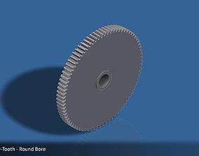 3D print model 80-Tooth Spur Gear 03