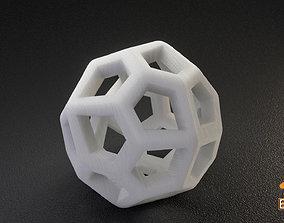 Math Object 106 3D print model