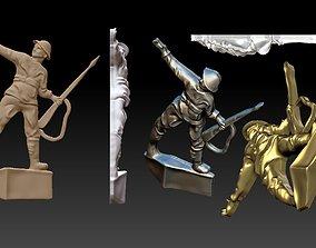 asker 3D printable model