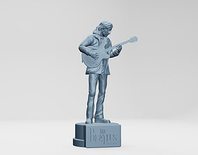 JOHN LENNON - THE BEATLES - ROOFTOP 3D printable model