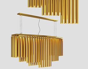 3D pendant Light DV HOME HERMES LAMPADARIO