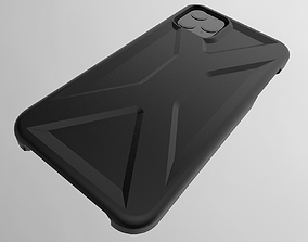iPhone 11 Pro Case Vector 3D printable model cases
