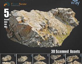 3D Cliff pack H bundle