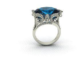 Ring-Piag 3D print model