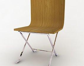 Chair 3D model sit