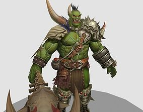3D Orcs game-ready