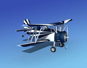 Grumman G-164 AgCat V19 Sport 3D