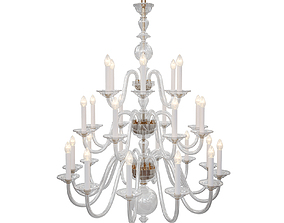 3D stylish Preciosa lighting Eugene L