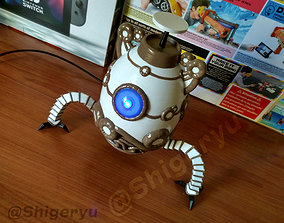 3D print model Baby guardian Hyrule warriors Age of