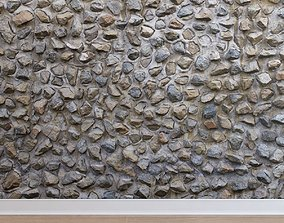 3D asset Stone cladding Stone 009