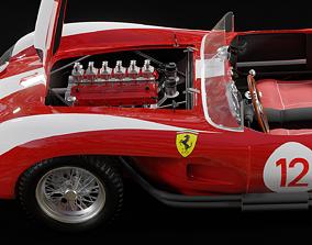 3D model 1957 Ferrari 250 Testa Rossa
