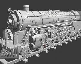 3D print model locomotive Aurora