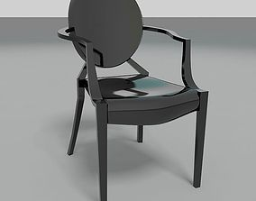 Ghost Chair 3D model