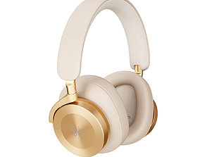 3D model BeoPlay H95 Headphones Gold Tone by Bang and