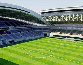 3D Kobe Misaki Stadium - Japan