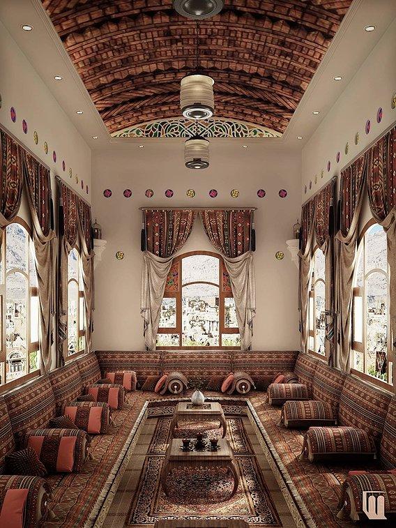 Yemeni Divan - Sana'a