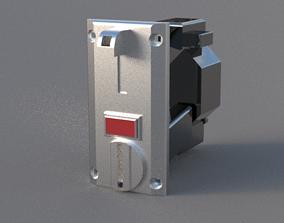 3D printable model Coin Selector - Vending machine