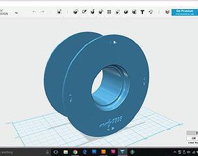 54mm-center spool model