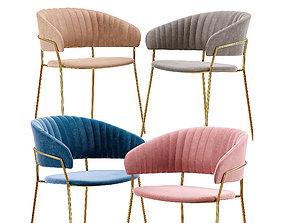 Deephouse Chair Pisa 3D model