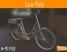 3D model PBR Bicycle