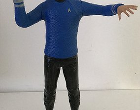 spock star trek 3d print part2