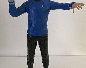 spock star trek 3d print part2